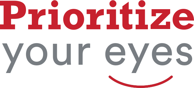 Prioritize Your Eyes logo