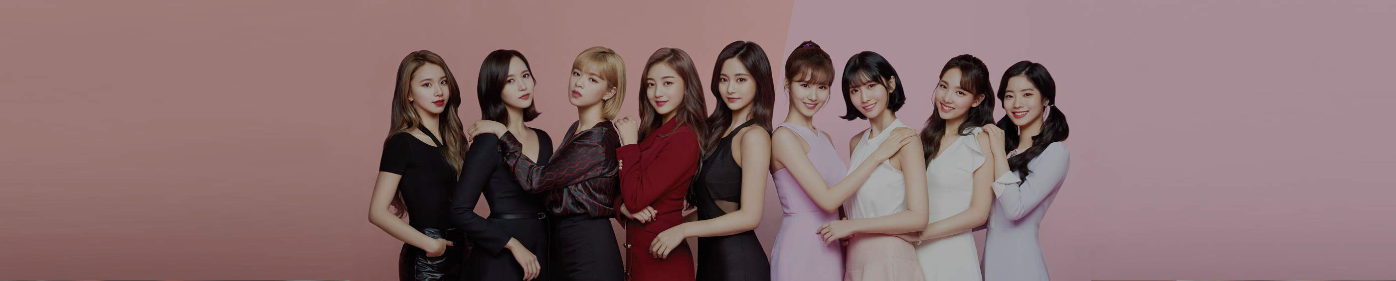TWICE wearing DEFINE® contact lenses, ACUVUE® DEFINE® contact lenses Malaysia
