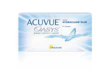 ACUVUE® OASYS® 2-WEEK with HYDRACLEAR® PLUS