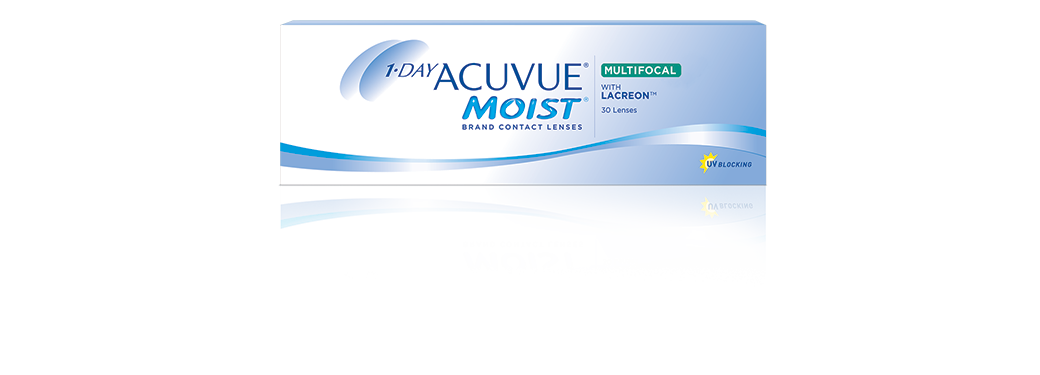 1-DAY ACUVUE® MOIST BRAND MULTIFOCAL
